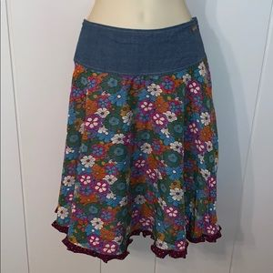 Matilda Jane Paint By Numbers skirt